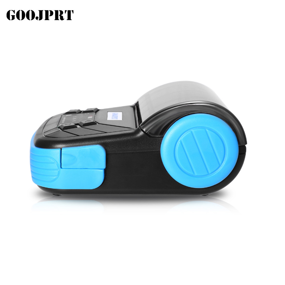 Free shipping 80mm thermal bluetooth printer for android receipt printer free sdk 80mm mobile portable thermal receipt printer android bluetooth printer mini android printer support android ios pc