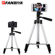 Promo offer FANBIYA Portable Tripod Mini Flexible Camera Tripod for Flash Holder with Bluetooth Remote for iphone 7plus ipad for Fish Light