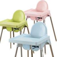 Портативный стульчик для ребенка складной детские стульчики для кормления сиденье для обеденного стола