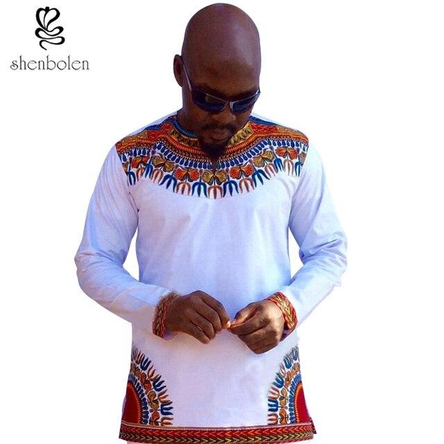 2017 la dernière mode personnalité de ethnique Africain hommes ...