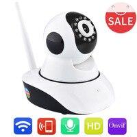 SACAM72M2WH IR Cut IP Cameras Indoor Wireless HD 720P CCTV Camera With Pan Tilt CMOS For