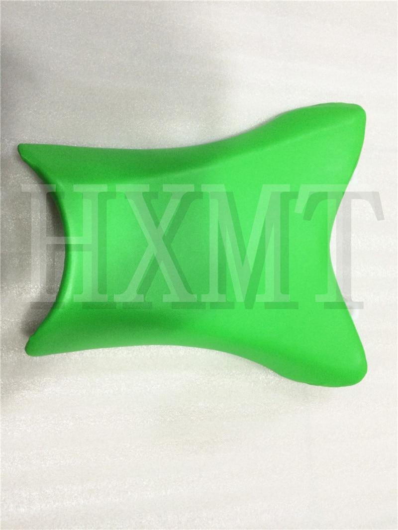 For Kawasaki Ninja ZX6R 2009 2010 2011 2012 2013 2014 2015 Motorcycle Front Driver Rider Seat Cushion Pillow Pad ZX-6R ZX 6R