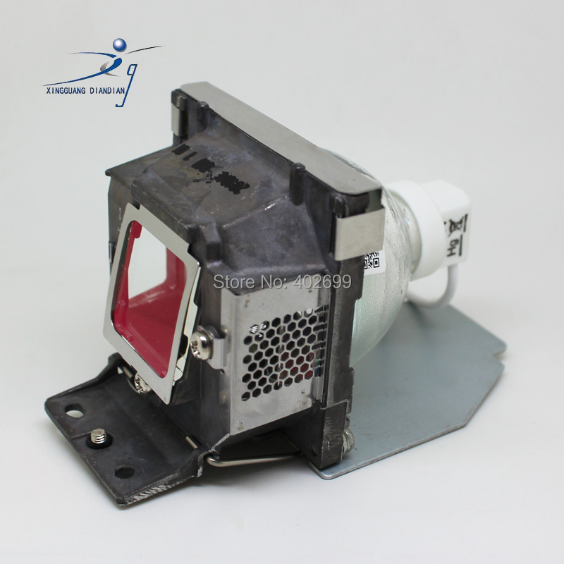 Фото Original projector  lamp  5J.J0A05.001 for Benq MP515 MX501 MP515ST MP526 MP576 with housing. Купить в РФ