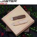 JASTER Kunden Album Holz Box 170*170*35 USB 3.0 8GB 16GB 32GB 64GB Speicher stift Stick Für Fotografie Studio|USB-Flash-Laufwerke|Computer und Büro -