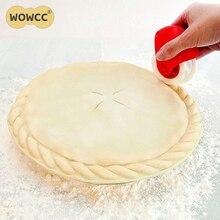 WOWCC 1 шт. DIY жаропрочная Лапша чайник решетки роллер-Докер тесто резак инструмент кухня помощник резка теста инструменты