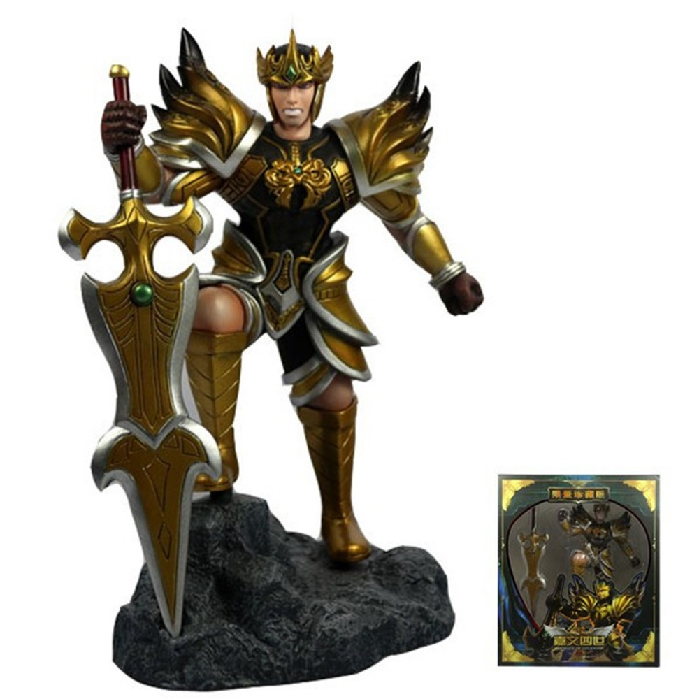 Jarvan 002 League of Legends LOL Demacia Limited Edition Collection Figure