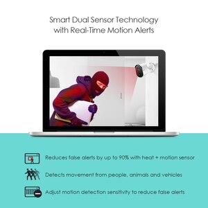 Image 5 - ZOSI 5.0MP 4CH Home Security Kameras System, H.265 + Überwachung 4 Kanal DVR mit (4) x 5MP PIR Motion Sensor Sicherheit Kameras
