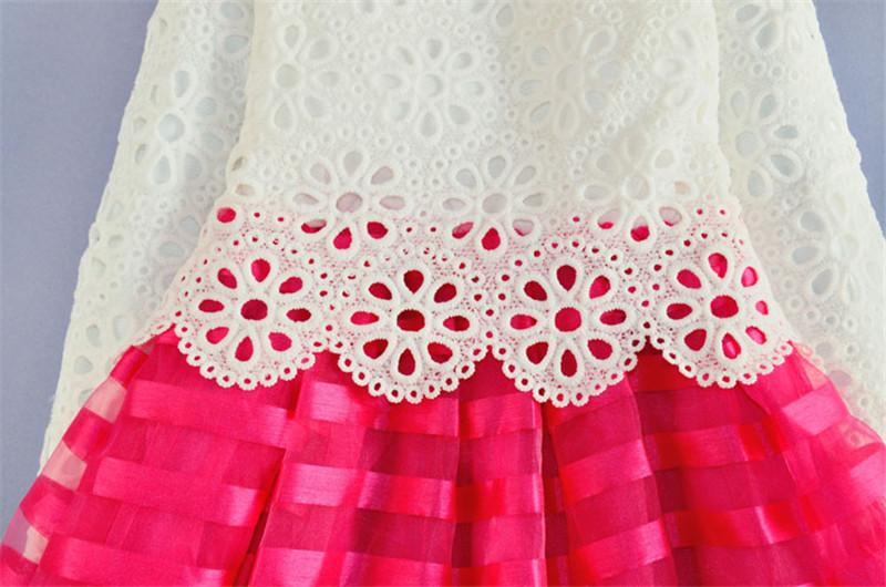 HTB1M0yMLXXXXXaRXXXXq6xXFXXXM - 2017 3-8Y Toddler Baby Girls Kids Tutu Crochet Lace Dress Long Sleeve Princess Dress Girls Clothes Autumn Children Wedding Dress