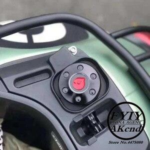 Image 3 - Piaggio 스쿠터 용 가스 연료 탱크 필러 오일 캡 커버 vespa sprint/spring gts gtv lx primavera s [rint 125/150/250/300ie