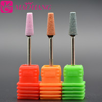 MAOHANG 1pcs Ceramic Stone Nail Drill Bits For Pro ...