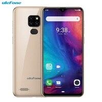 Ulefone Note 7P 4G Smartphone 6.1 inch Android 9.0 MT6761VWB Quad Core 3GB RAM 32GB ROM 4 Camera 3500mAh Face Unlock Cell Phone