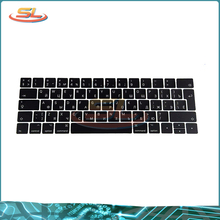 Genuine New RU Key Cap for MacBook Pro Retina 13″ 15″ A1989 A1990 Russian Keyboard Keys Keycaps Mid 2018 Year