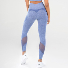 Women Yoga Pants Woman Tight Gym Leggings Fitness For Sports Pant Seamless High Elastic Wear