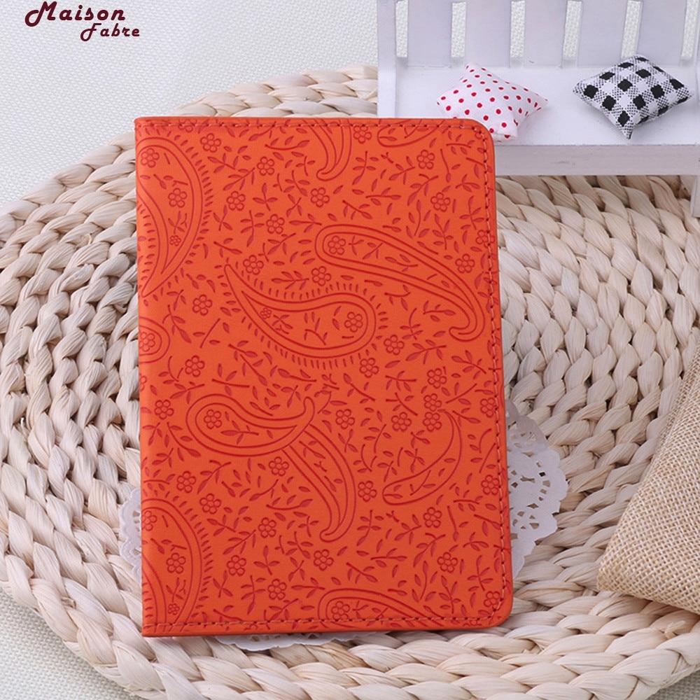все цены на Maison Fabre Credit Card Holder Men Women Passport Holder Protector Wallet Business Card Holder Soft Passport Cover