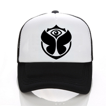 Fashion Summer Design Casual Snapback Hat  Men Clothing Print TomorrowLand Rock Band Hip Hop  baseball Cap