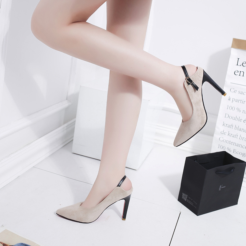 Women Sandals Summer Shoes With High Heels Sandals Female Thin Heel Shoes Woman 2019Women Sandals Summer Shoes With High Heels Sandals Female Thin Heel Shoes Woman 2019