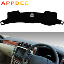 APPDEE For Toyota crown s180 2003 2004 2005 2006 2007 2008 Car Styling Covers Dashmat Dash Mat Sun Shade Dashboard Cover Capter