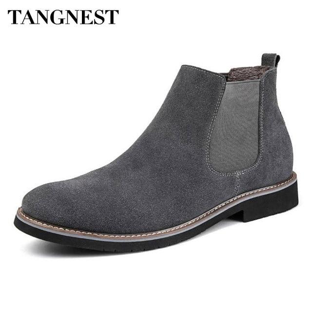 Invierno otoño moda cuero personalidad Casual zapatos de cuero hombres , black , 40