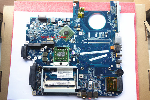 где купить  LA-3581P Suitable for acer Aspire 5520 5520G Laptop motherboard MB.AJ702.003 (MBAJ702003) + cpu free  дешево
