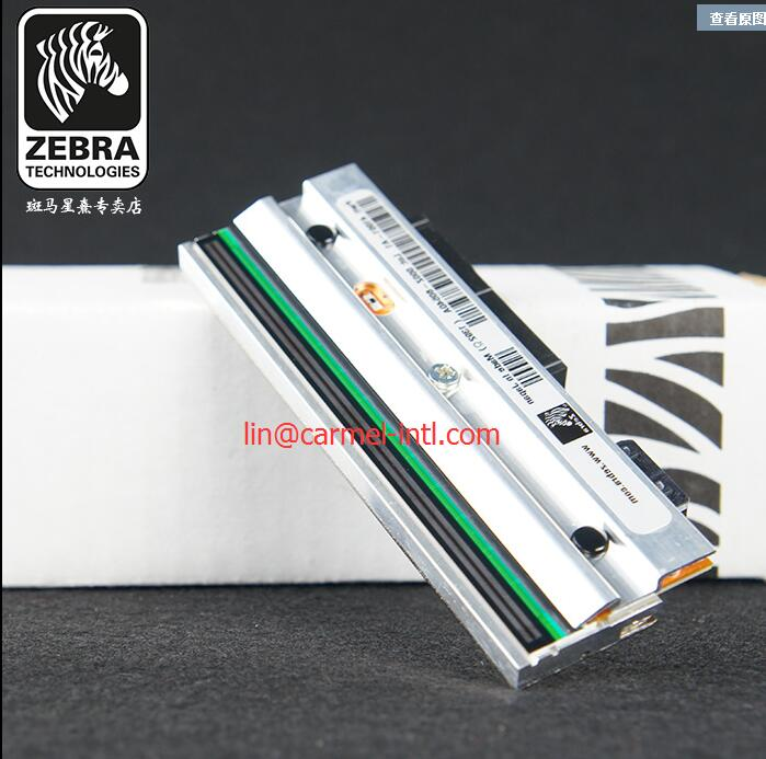 FOR Zebra Printhead Print head 203DPI RIGHT/LEFT HAND 110PAX4 57202M G57202-1M 110PAX4 Left Thermal head 200DPI new orin new original printhead for citizen clp621 printer jm14705 0 200dpi thermal printhead clp 621 print head