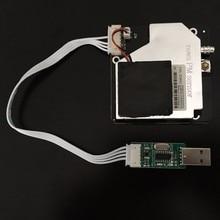 Nova PM сенсор SDS011 Высокоточный лазер pm2.5 датчик обнаружения качества воздуха модуль супер пыли датчики, цифровой выход diy