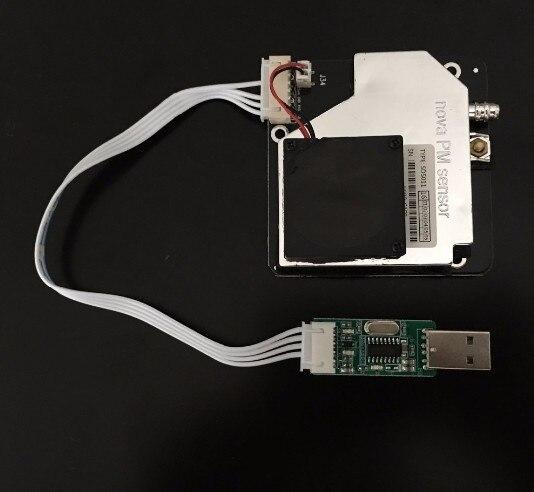 ORIGINAL NOVA SDS011 Laser Dust Sensor PM2.5 PM10 brand new!!!