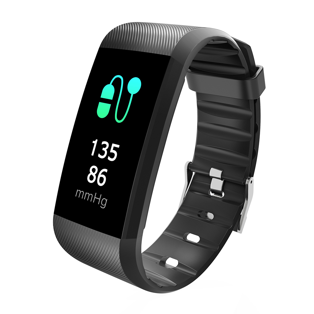 R11 Fitness Tracker Smart wristband Heart Rate/blood pressure smart Bracelet call reminder Passometer fitness smart watch
