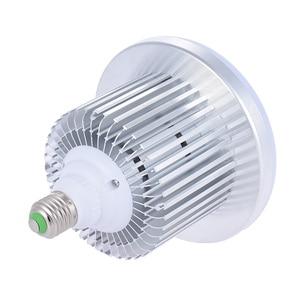 Image 2 - Andoer フォトスタジオ写真 135 ワット LED ランプ電球 132 ビーズ 5500 k E27 写真照明