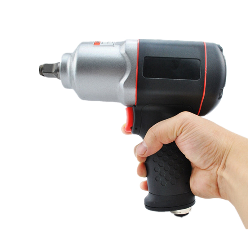 1/2 двойной AAAA S пневматические воздействия Гаечные ключи промышленные два молоток для ремонта автомобиля обслуживание шин ремонт Пневмати