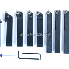 Lathe Inserts Lathe-Cutting-Tools-Set Indexable Carbide 20mm with Best-Quality In-China