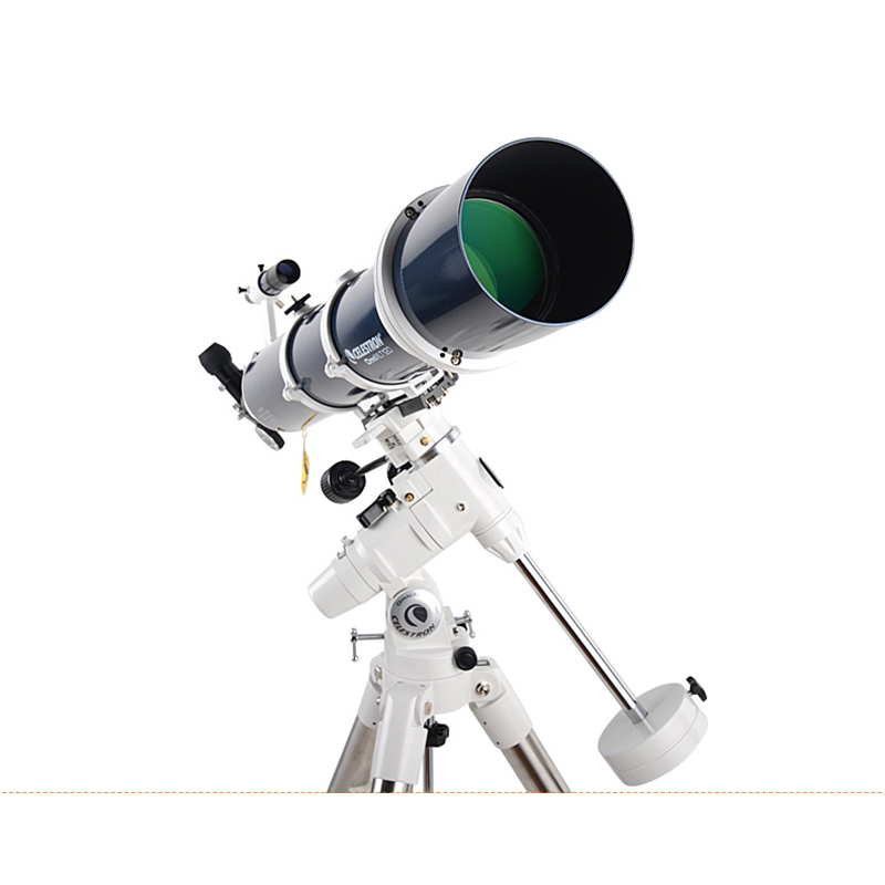 CELESTRON-OMNI-XLT-120-Refractor-TELESCOPE-StarBright-XLT-coatings-CG-4-Equatorial-Heavy-duty-Stainless-Steel (2)