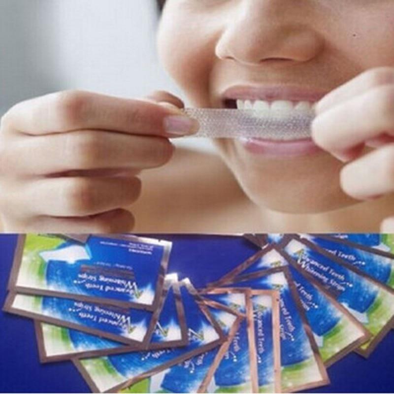 Práctico 28 UNIDS Profesional Inicio Dientes Para Blanquear - Higiene oral - foto 6