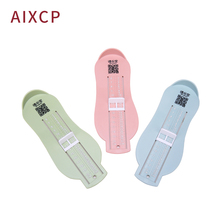 Infant Baby Foot Measure Shoe Kids Children Shoes Size Tool For Toddlers Measuring Tools