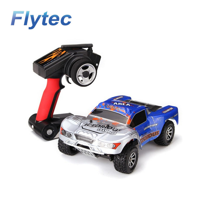 WLtoys A969-B 1/18 4WD High Speed RC Racing Car Short Course 2.4G 70km/h 390 Brushed Motor wltoys a969 rc car 1 18 2 4gh 4wd short course truck