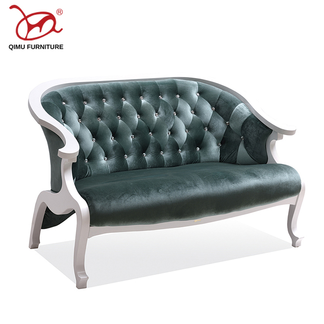 Morden Sofa Chair High Quality Armchairs Rebound Sponge Living Room Wooden Furniture Leather Multiple Colors