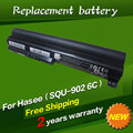 JIGU 4400MAH Laptop Battery For HASEE SQU-914 A410 A430 K480 R435 S430IG SQU-902 SQU-904 HAIER T6 LG A405 Series 11.1V