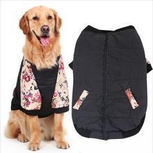 NEW Warm Dog Coat Husky  Large Pet Clothes Autumn Winter 3XL 4XL 5XL 6XL 7XL