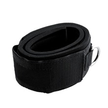 1 Pair Padded Thigh Resistance Band Rope Straps for Fitness Exercise