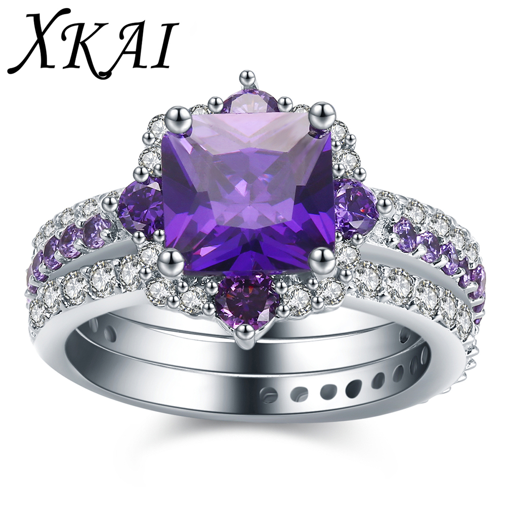 online get cheap purple engagement ring -aliexpress | alibaba