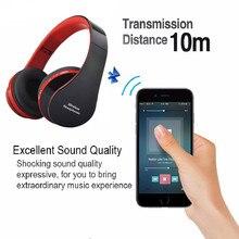 Folding HiFi Bluetooth Headphones Over-Ear Wired/Wireless Headphones Foldable Stereo Gaming Headset Gamer Adjustable Earphones