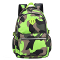 Top Quality Nylon Camouflage Children School Bags Waterproof  Backpack Mochila For Teenagers Kids Boys Girls Travel Bag XJ437