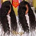 Бразильские Волосы Девственницы Объемная Волна 7А Необработанные Девственные Волосы Бразильский Человеческих Волос Weave 4 Связки Бразильский Объемной Волны Волос Девственницы