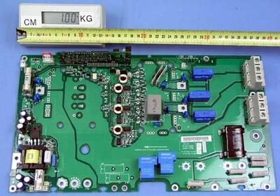 Teardown RINT-6411C drive webmaster board ACS800 series inverter 690/660v power board btc 6411