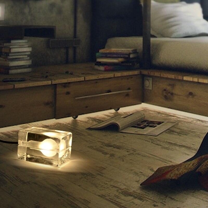 La mode a contracté le décor G9 AC 110/220 V 40-60 W a mené la lumière pendante de glaçon d'ampoule pour l'appareil de roman de barre de salle à manger de salon - 4