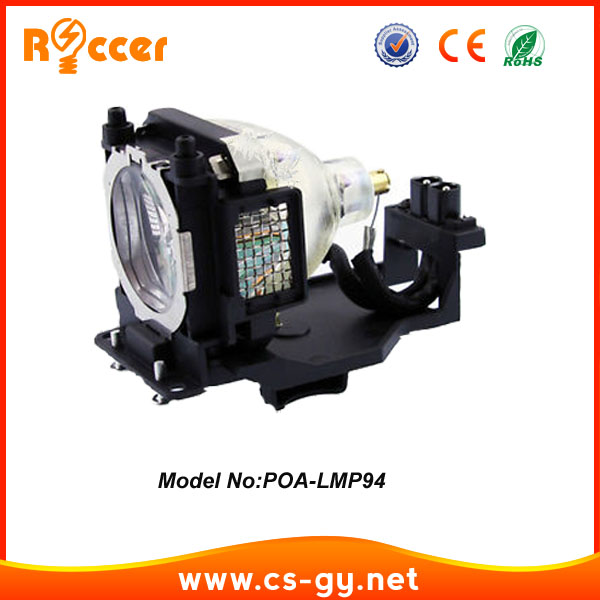 Compatible Projector Lamp Bulbs 610-323-5998/POA-LMP94 for SANYO PLV-Z4/ PLV-Z5/ PLV-Z60 ETC with housing lamp poa lmp94 610 323 5998 bulb for projector sanyo plv z4 plv z5 plv z5bk projectors