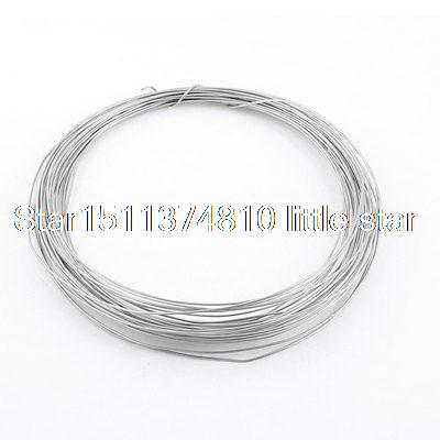 15M Long AWG17 1.2mm Nichrome Resistance Resistor Wire for Frigidaire Heater 50ft long 0 7mm awg21 gauge nichrome resistor wire for frigidaire heater