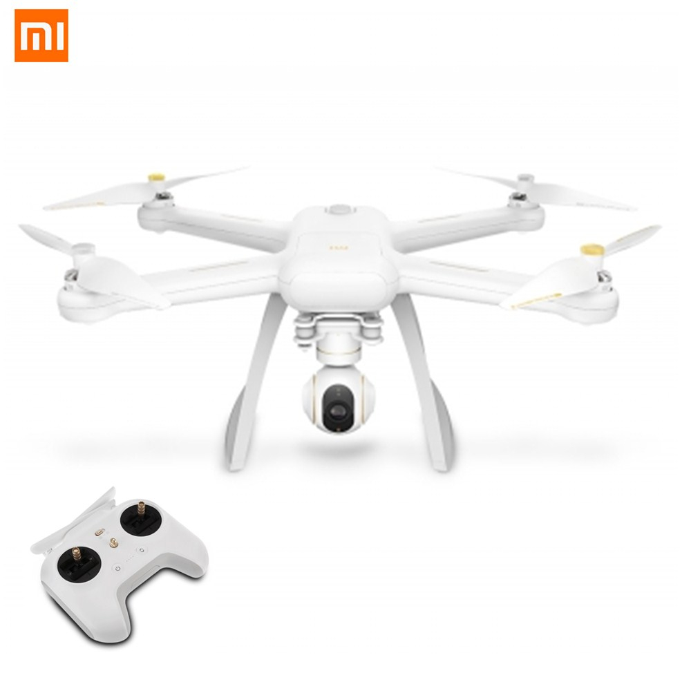 XIAOMI Mi Drone 4K HD Camera GPS WIFI FPV 5GHz Quadcopter 6 Axis Gyro RTF Remove Control Toy RC Quadcopters With Pointing Flight original xiaomi camera drone hd 4k wifi fpv 5ghz quadcopter 6 axis gyro 3840 x 2160p 30fps rc quadcopters with pointing flight
