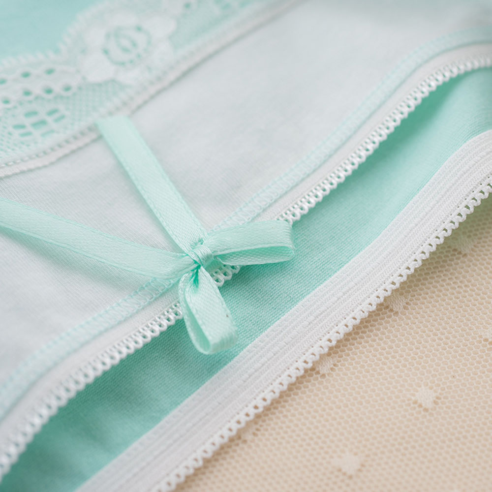 efa2ebf4516d 2019 Cute Sexy Cozy Lace Butterfly Cotton Panties Briefs Women ...