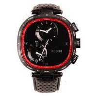 Ezon 시계 h601 새로운 스타일 야외 등산 산 나침반 고도 등산 산 방수 손목 시계