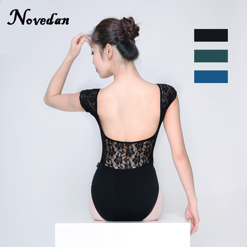 65a047 Buy Ballet Dance Leotard Black And Get Free Shipping